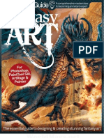 Fantasy Art Genius Guide Volume 1 2013