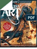 Fantasy Art Genius Guide Volume 1 2013