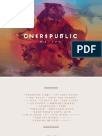 Digital Booklet - Native (Deluxe) ONE REPUBLIC