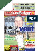 LE BUTEUR PDF du 28/03/2009