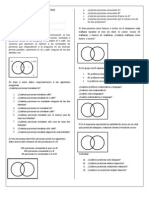 Conjuntos Practica Primero Diagrama de Venn