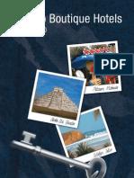 Mexico Boutique Hotels 2009-2010 Catalog