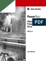 Powerflex 4 User Manual-----------------------------------------ANTECH