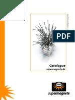 Supermagnete Catalog de Eng