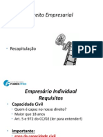 (Direito Empresarial I) Aulas 25 a 28 - 20abr13 - MF.pdf