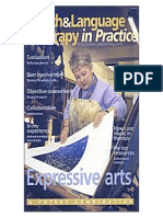 Speech & Language Therapy in Practice, Winter 2001