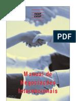 Manual de Negociacoes Internacionais
