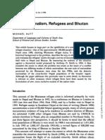 Journal of Refugee Studies 1996 HUTT 397 420