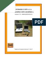 33-Introduccion a La Prospeccion Geofisica