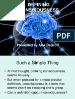 Consciousness PP