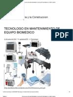 TECNOLOGO EN MANTENIMIENTO DE EQUIPO BIOMEDICO _ PERFIL SENA.pdf