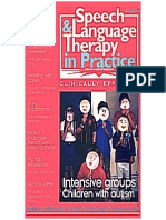 Speech & Language Therapy in Practice, Autumn 1999