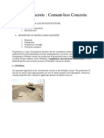Texts Geopolymerconcrete