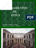 Fundamentos de Etica Diapositivas