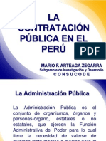 1 La Contratacion Publica en El Peru