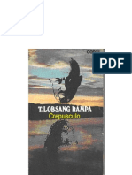 Crepusculo - Lobsang Rampa