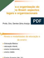 Estrutura e organização do ensino no Brasil 2