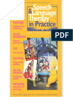 Speech & Language Therapy in Practice, Autumn 1998