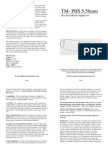 PHS- 5.56mm Manual