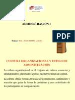 20060501-Utp Cultura Organizacional
