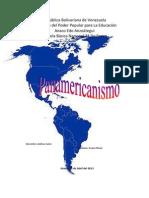Panamerican is Mo