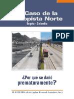 El Caso de La Autopista Norte