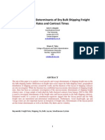 Dry Bulk Contracts Paper 9-8-10