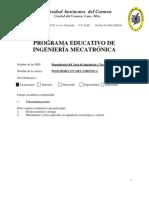 Ing Mecatronica