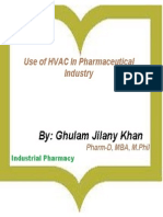 Industrial Pharmacy-HVAC-Ghulam Jilany Khan