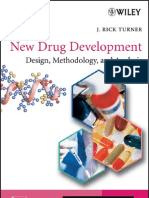 New Drug Development, Design, Methodology and Analysis - Turner JR (Ed) - 2007