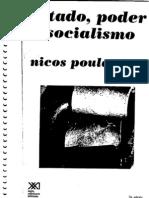 Poulantzas, Nicos - Estado, Poder y Socialismo