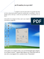 Manual Para Ligar Dreambox a NET Portatil