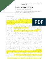 Pontificio Exhortaciones PabloVI Marialis Cultus I