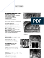 Romanika- kiparstvo i slikarstvo - Francuska