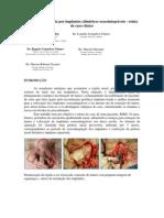 Protese Nasal Retida Por Implantes Cilindricos Osseointegraveis