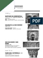 Romanika - kiparstvo i slikarstvo - Španjolska