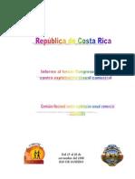 Informe Pais III Congreso Mundial Esc