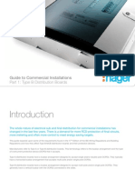 Guide to Commercial Installations Part 1