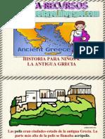 Grecia para niños