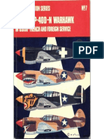 Osprey Aircam Aviation Series 07 - Curtiss P-40D-N Warhawk in USAAF, French and Foreign Service.pdf