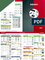Catalogo DIXON 2007