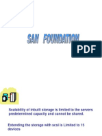 SAN Foundations