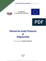 Manual Audit Financiar