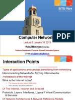 CSC461-CN-Lecture-2-Jan-16-2013