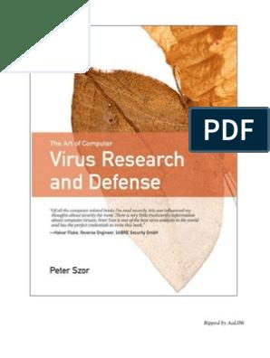Rogunix com_docs_Malware_The Art of Computer Virus Research