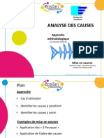 P5 Analyse Des Causes