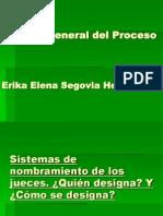 Sistemas de Nombramiento de Los JuecesErika
