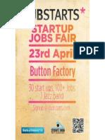 Dubstarts Startup Jobs Fair