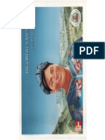 Libertad Sin Ira - Rigoberta Menchu