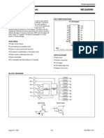 NE5090 - Addressable Relay Driver - NXP Semiconductors Datasheet